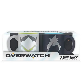 Set regalo Overwatch - Hanzo & Genji