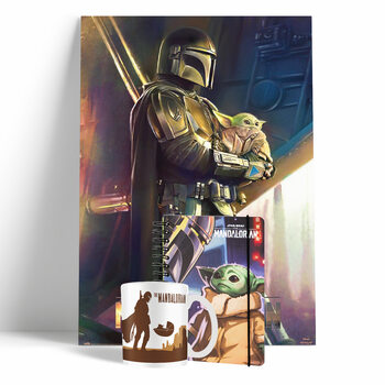 Set de regalo Star Wars: The Mandalorian