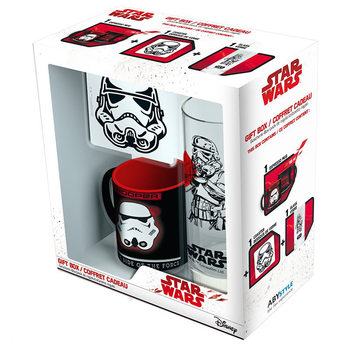 Set de regalo Star Wars - Trooper