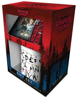 Coffret cadeau Stranger Things - Iconic