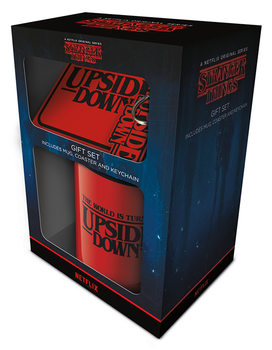 Stranger Things - The World Is Turning Upside Down Cadeau set