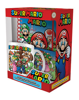 Super Mario - Evergreen Cadeau set