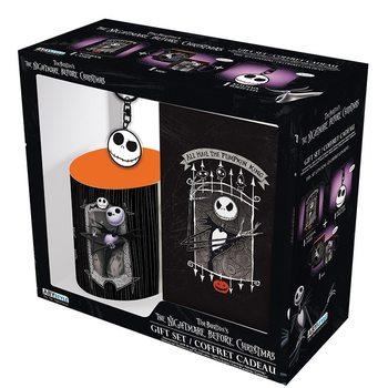 Tim Burton's The Nightmare Before Christmas - Jack Cadeau set