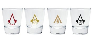 Glas Assassins Creed - Emblems