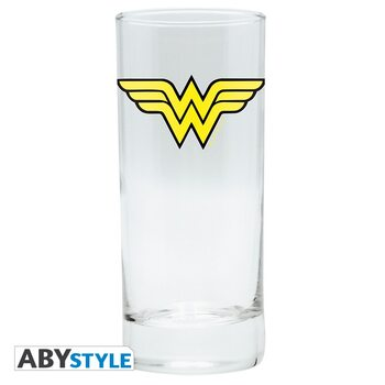 Glas DC Comics - Wonder Woman