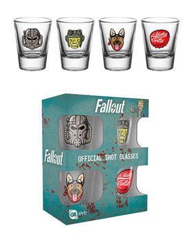 Glas Fallout - Icons