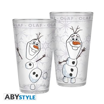Frozen 2 - Olaf Glas