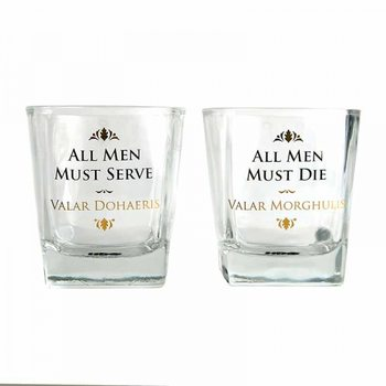 Game of Thrones - All Men Glas
