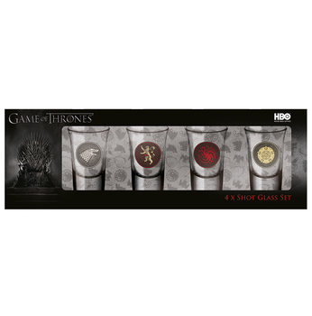 Glas Game of Thrones