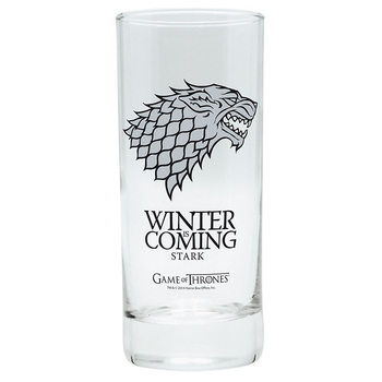 Game Of Thrones - Stark Glas