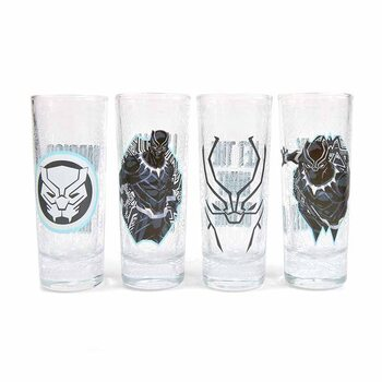 Marvel - Black Panther Glas