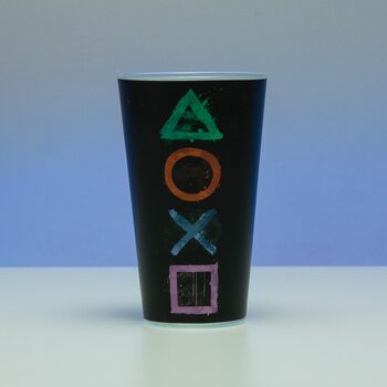 Glas %NAME Playstation - Logo
