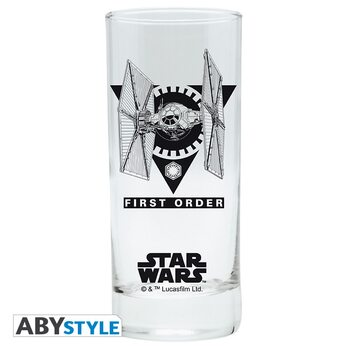 Glas Star Wars - First Order