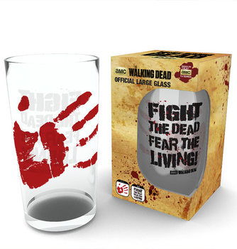 Glas The Walking Dead - Fight The Dead