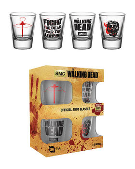 The Walking Dead - Symbols Glas