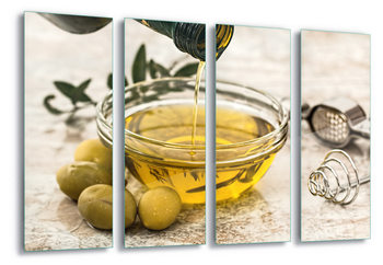 Glasbilder  Olive Oil