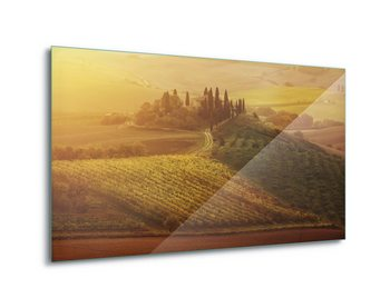 Glasbilder Tuscan Dream