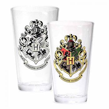 Glass Harry Potter - Hogwarts