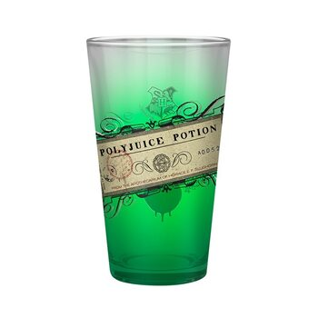 Glass Harry Potter - Polyjuice Potion