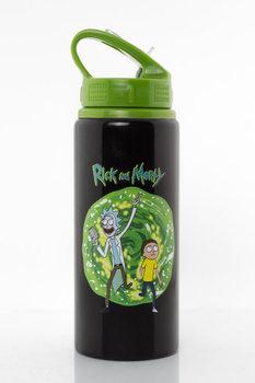 Glass Rick and Morty – Portal