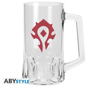 Glass World Of Warcraft - Horde