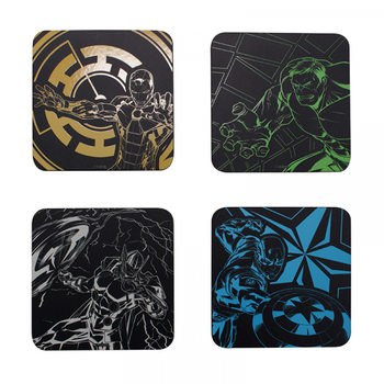 Avengers - Team Glassbrikke
