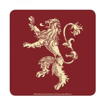 Game of Thrones - Lannister Glassbrikke
