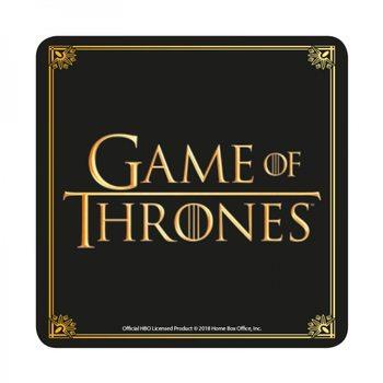 Game of Thrones - Logo Glassbrikke