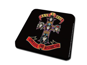 Guns N Roses - Appetite For Destruction Glassbrikke