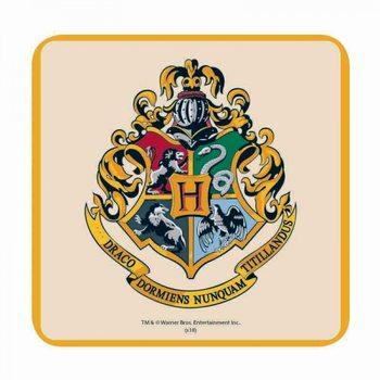 Harry Potter - Hogwarts Crest Glassbrikke