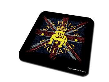 Sex Pistols – Bulldog & Flag Glassbrikke