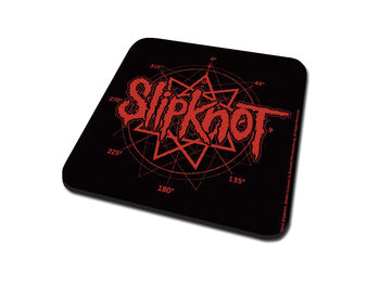 Slipknot – Logo Glassbrikke