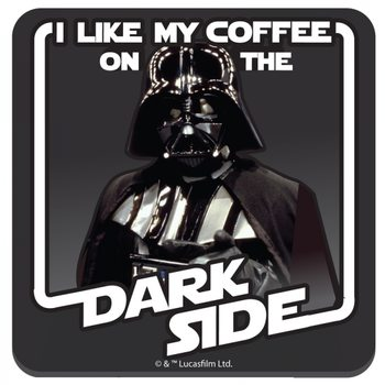 Star Wars - Coffee On The Dark Side Glassbrikke
