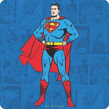 Superman - Superman Standing Glassbrikke