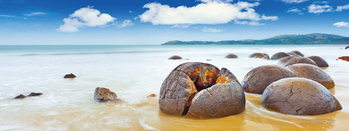 Glastavla Stones on the Beach