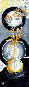 GMT - Black art 1 Festmény reprodukció