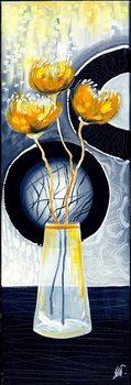 GMT - Black art 3 Festmény reprodukció