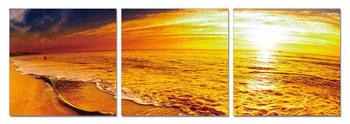 Cuadro Golden tide