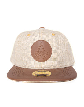 Gorra  Assassin's Creed Origins - Logo Canvas Snapback