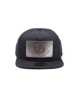 Gorra Fallout 4 - Brotherhood Of Steel Icon Metal Plate