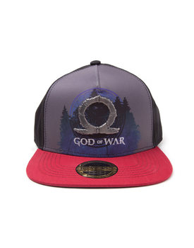 Gorra  God Of War - Sublimation Print