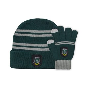 Gorra Harry Potter - Slytherin set