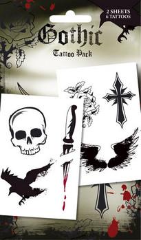 Tatuaje GOTHIC