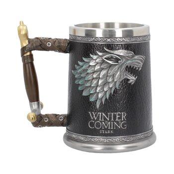 Kubki Gra o Tron (Game Of Thrones) - Winter is Coming