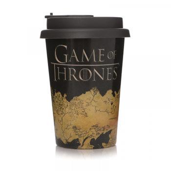 Kubek podróżny Gra o tron - Westeros