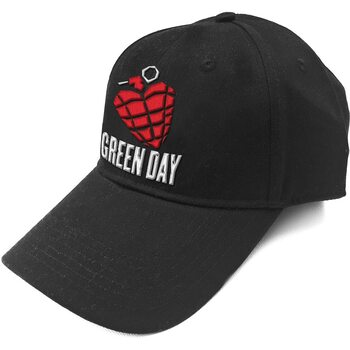 Kappe Green Day - Grenade Logo