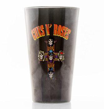 Glas Guns N Roses - Logo