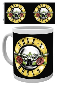 Becher Guns N Roses - Logo