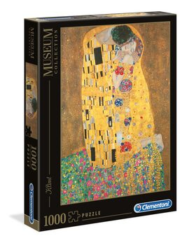 Puzzle Gustav Klimt - II Bacio
