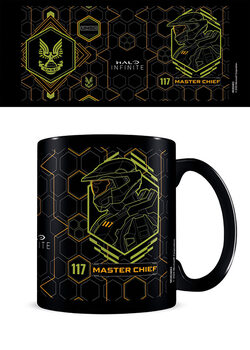 Tasse Halo: Infinite - Master Chief Tech